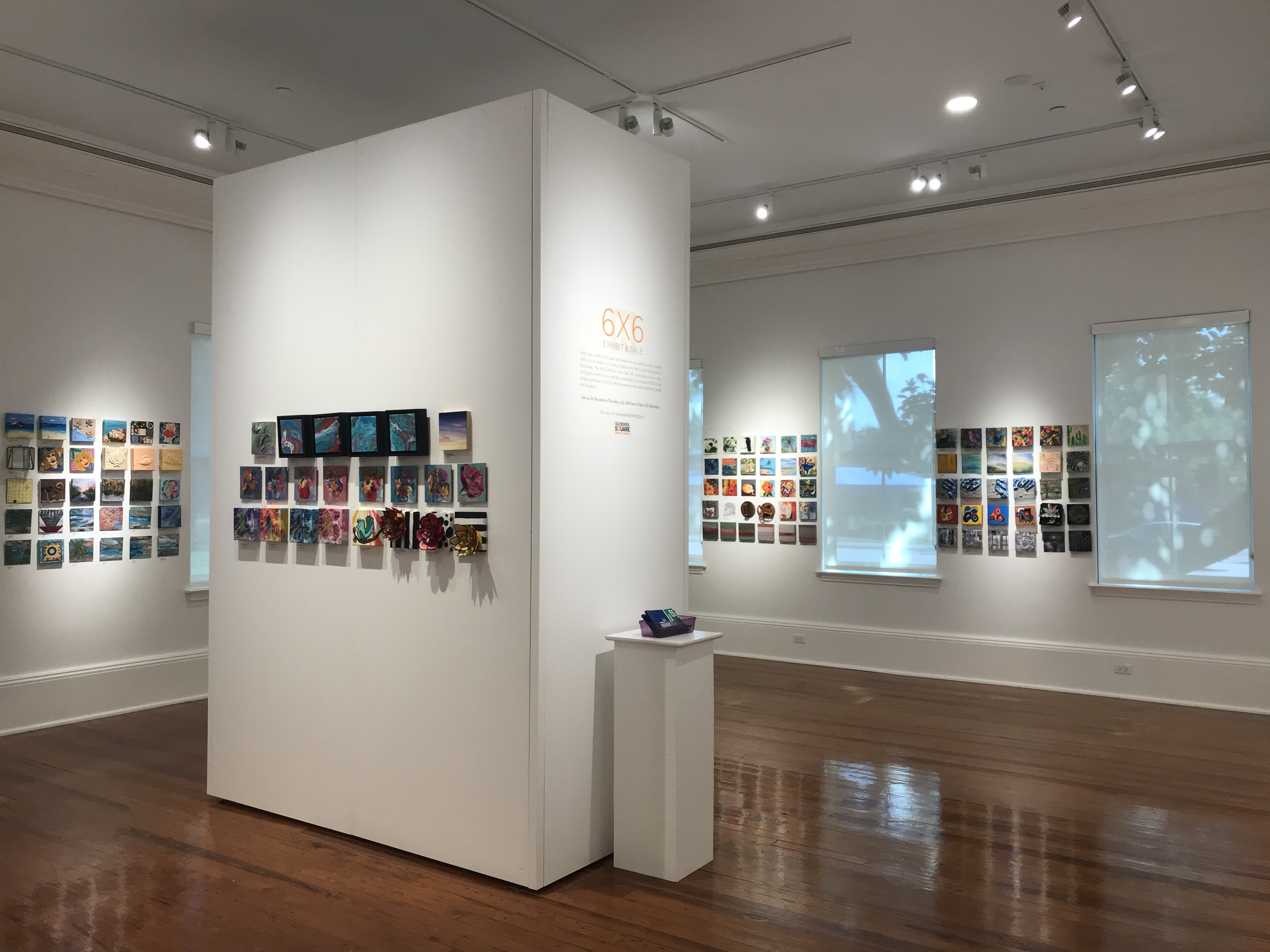 Corner Exhibition Stands Quest : Exhibitions booth western art museum